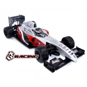 3racing Sakura FGX2018 1/10 Formula 1 EP Car - KIT-FGX-EVO2018/RE