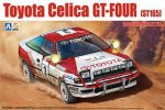 Aoshima 09788 - 1/24 Beemax No.8 Toyota Celica GT-Four (ST165) 1990 Safari Rally Winner Version 097885
