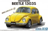 Aoshima 06130 - 1/24 Volkswagen Beetle 1303S 1973 The Model Car No.73