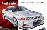Aoshima 05403 - 1/24 Veilside Combat Model BNR32 Nissan Skyline GT-R 90 The Tuned Car No.60