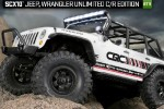 Axial AX90035 - 1/10th SCX10 Jeep Wrangler Unlimited C/R Edition RTR