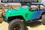 Axial AX90036 - SCX10 Jeep Wrangler G6 Falken Edition 1/10th Scale Electric 4WD RTR Ready to Run Set
