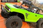 Axial AX90044 - SCX10 Deadbolt RTR 1/10th Scale Electric 4WD RTR Ready to Run Set