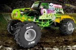 Axial AX90055 - 1/10 SMT10 Grave Digger Monster Jam Truck Electric 4WD RTR Ready To Run