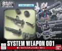 Bandai #B-171629 - 1/144 System Weapon 001 Builders Parts (Plastic model)