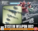 Bandai #B-173136 - 1/144 EXP002 System Weapon Set 002
