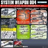 Bandai #B-179649 - 1/144 SYSTEM WEAPON 4