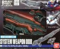 Bandai B-190381 - EXP008 1/144 System Weapon 008