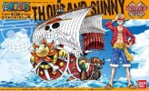 Bandai #B-175297 - One Piece Grand Ship Collection Thousand Sunny (Plastic model)