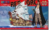 Bandai #B-175338 - One Piece Grand Ship Collection Red Force
