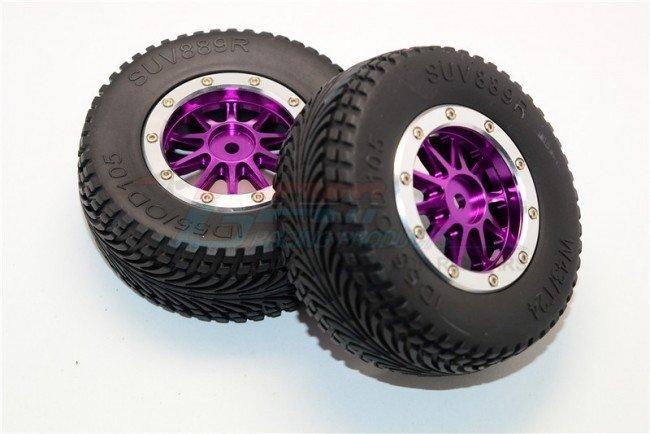 Axial Exo Tire : Rcjaz uk axial racing exo rubber rear tires with nylon