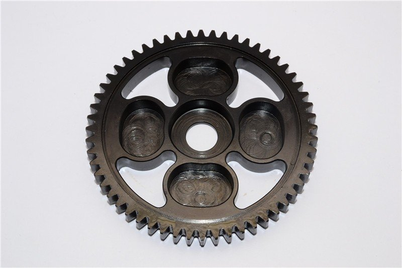 GPM (Sbj056T) - Steel Spur Gear (56T) - 1pc (Baja 5b/5b Ss/5T) Must Use With GPM Sbj018T Pinion Gear - GPM SBJ056T