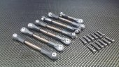 HPI Bullet 3.0 Mt And St (Nitro Engines) Spring Steel Tie Rod With Plastic Ends - 7pcs set - GPM BMT160ST
