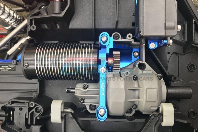 Rcjaz Uk Traxxas Unlimited Desert Racer Aluminum Motor