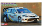 Hasegawa 20380 - 1/24 Ford Focus RS WRC 03 2003 Rally Finland Winner