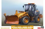 Hasegawa 66102 - 1/35 Hitachi Wheel Loader ZW100-6 Mulitiplow (Snowplow) Working Machine