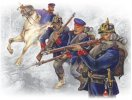 ICM 35012 - 1/35 Prussian Line Infantry, French-Prussian War (1870-1871)