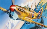 Italeri 71001 - 1/72 Model Set : Spitfire MK.VB