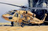 Italeri 71025 - 1/72 Model Set: UH-60 Desert Hawk
