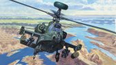 Italeri 71080 - 1/72 Model Set: AH-64D Apache Longbow
