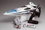 Kyosho 40116 - ELECTRIC POWERED RACING BOAT - EP AIR STREAK 500 READY SET