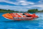 Kyosho 40232RS - EP Jet Stream 888VE PIP Electric Powered Racing Boat