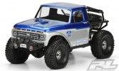 Pro-line #3464-00 | 1966 Ford F-100 for SCX10 Trail Honcho 12.3 (313mm) Wheelbase