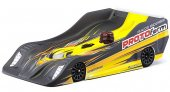 PROTOform 1530-30 PFR18 Light Weight Clear Body for 1:8 On-Road