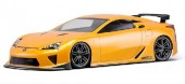 PROTOform 1531-30 Lexus LFA Clear Body