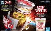 Bandai 5060591 - 1/1 Cup Noodle (Best HIT Chronicle)