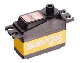 Savox SH-1350 Super Torque Mini Digital Servo