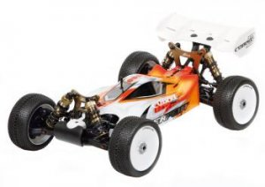 Serpent SER600006NT Cobra Buggy Be-RTR 1/8 EP