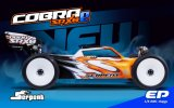 Serpent 600018 Cobra SRX8E Buggy 1/8 EP