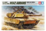 Tamiya #36212 - 1/16 U.S. Main Battle Tank M1A2 Abrams (Display Model)