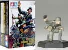 Tamiya #26002 - 1/35 Non-Commissioned Officer B