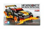 Tamiya #95565 - Hexagonite Black Special (MA chassis)