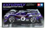 Tamiya #95571 - Exflowly Purple Special (Polycarbonate Body) (MS Chassis)