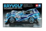 Tamiya #95572 - Rayvolf Light Blue Special (Polycarbonate Body) (MS Chassis)