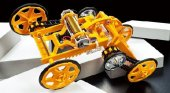Tamiya #70210 - Educational Construction Series - Wheel Walker