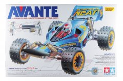 Tamiya #58489 - 1/10 RC High Performance 4WD Off Road Racer Avante 2011