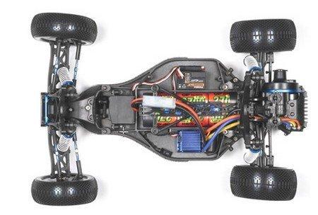 TRF201 Getriebedeckel Tamiya 9004273