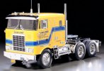 Tamiya #56304Combo - 1/14 RC Globe Liner Tractor Truck Full Operation Kit Super Combo 56304