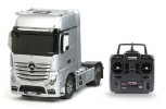 Tamiya #56335Combo - 1/14 RC Mercedes-Benz Actros 1851 Gigaspace Tractor Truck Full Operation Kit Super Combo 56335
