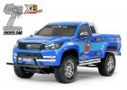 Tamiya #57921 - 1/10 Toyota Hilux Extra Cab (CC-01 Chassis) XB RTR Readyset
