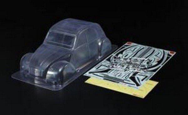 Tamiya #51605 - 1/10 Citroen 2CV Charleston Body Set