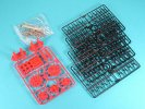Tamiya #70142 - Ladder-Chain & Sprocket Set